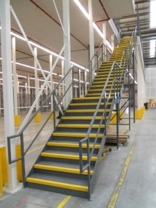Quickstep Structural Stair System Hobbs Dock And Door